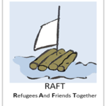 RAFT logo + words