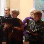 4 choir singers