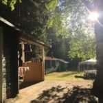Camp Grafton morning
